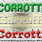 Corrotti Corrotti Corrotti