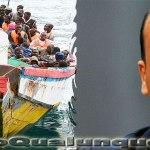 Alfano e l'immigrazione: Ondate di cazzate
