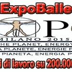 Expo: 200mila posti di lavoro promessi, 3mila realizzati
