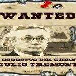 Il corrotto del giorno: Giulio Tremonti