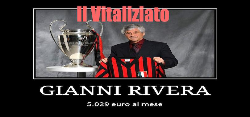 Gianni Rivera-vitalizio