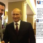 Salvini finanziato da Putin