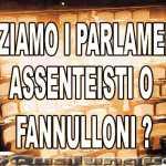 Chi è il meno presente in Parlamento?