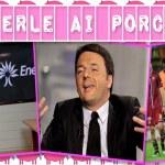 Perle della settimana: L'Enel, la multa di Renzi e la retrocessione del Livorno