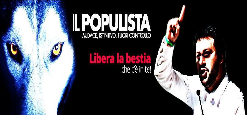 Il Populista-Matteo Salvini