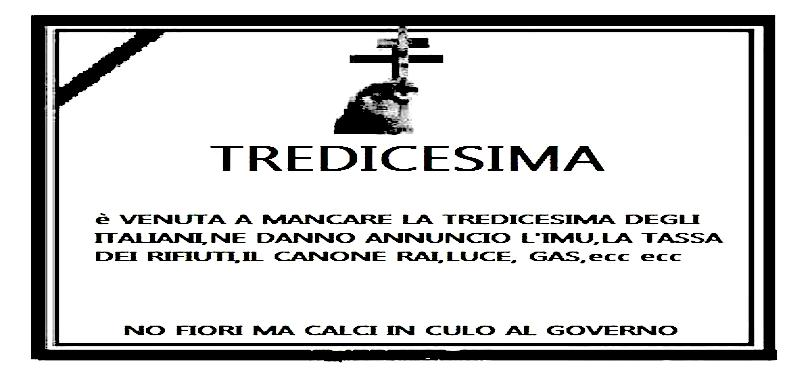 tredicesima