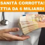 """Cantone: """"Nella Sanità la corruzione è profonda"""""""