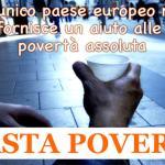 Reddito di inclusione per combattere la povertà
