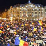 Romania: 500.000 cittadini onesti in piazza contro la corruzione