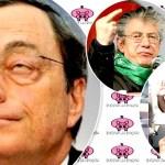Perle della settimana: Draghi si droga, Bossi non molla e Schettino il mozzo