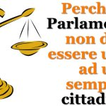 Immunità parlamentare? Aboliamola!