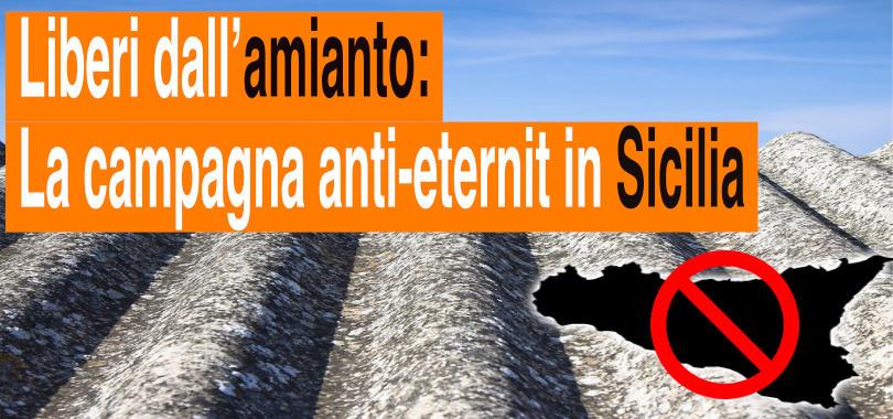 emergenza amianto in Sicilia