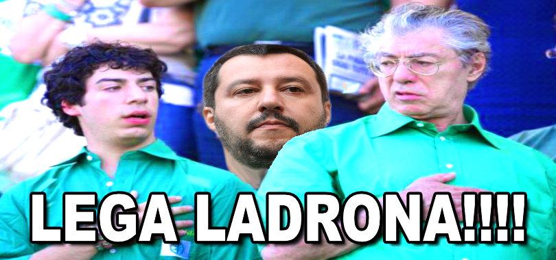 Lega Nord Ladrona