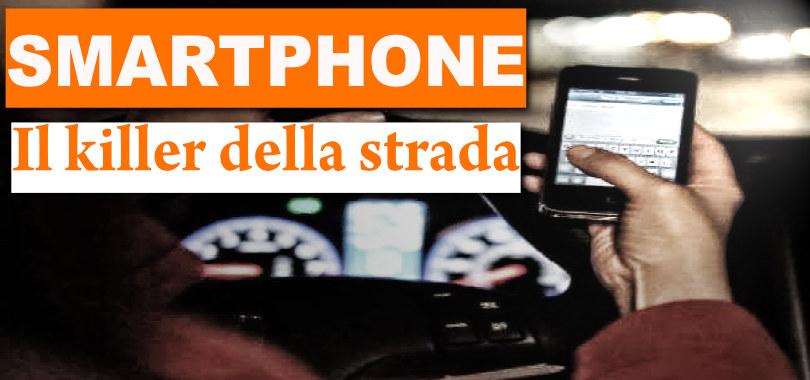smartphone il killer della strada