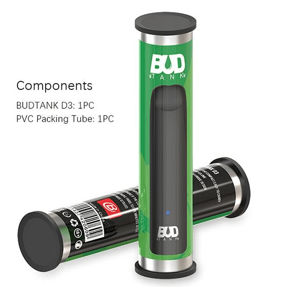 Bud Tank D3 with PVC packing tube