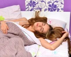 睡眠中にむせるのは危険信号!?