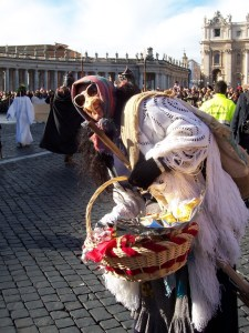 Befana San Pietro Roma Feste