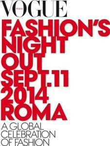 Vogue Fashion Night Out Roma