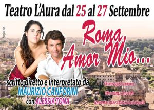 locandina Roma, amor mio... (1)