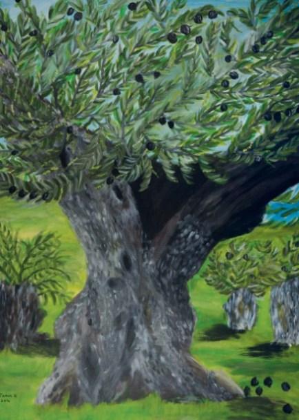 L'albero perfetto _Tamar Ashkenazi_