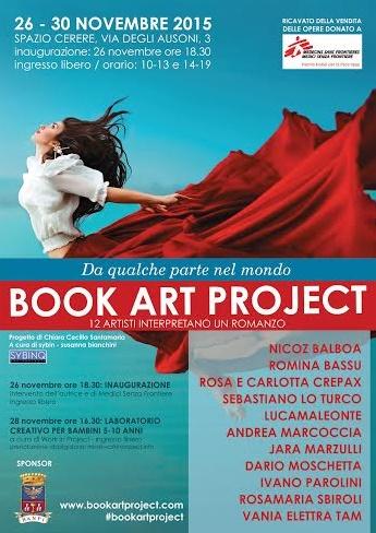 Book Art Project