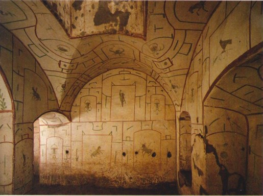 Catacombe di San Sebastiano 3