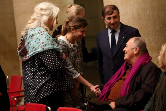 Enrica Antonioni, Francesca Anfosso, Filippo Anfosso, Bernaldo Bertolucci