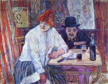 A la Mie di Toulouse-Lautrec