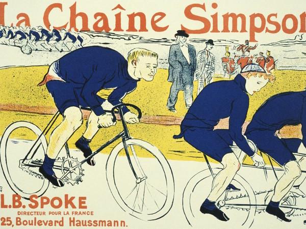 Henri de Toulouse-Lautrec, La chaine Simpson, 1896
