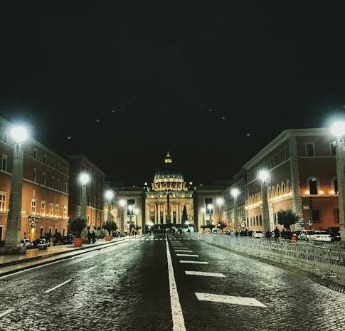 San Pietro a Roma - Foto di Piero Bellini (9)