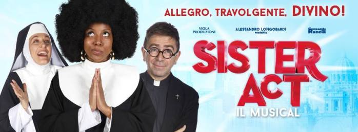 Sister Act Musical 3