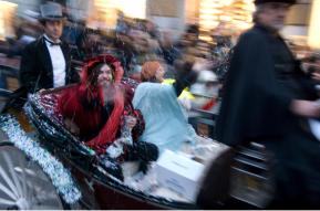 Carnevale Romano Robbi Hüner