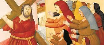 la ''Via Crucis'' di Botero 12