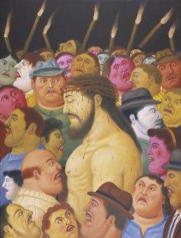 la ''Via Crucis'' di Botero 2
