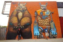 Pixel Pancho – Street art 11