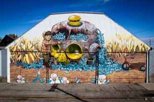 Pixel Pancho – Street art 6