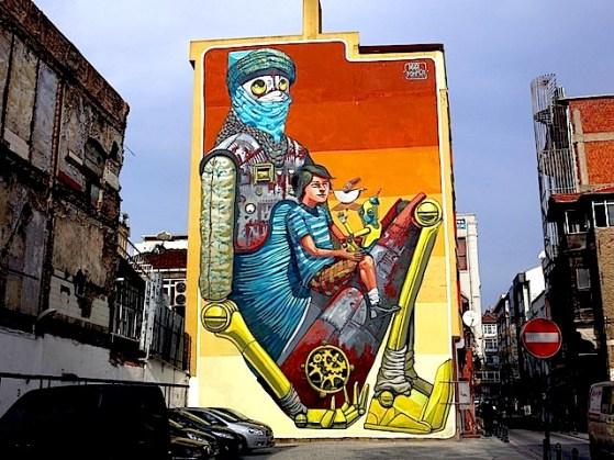 Pixel Pancho – Street art 7