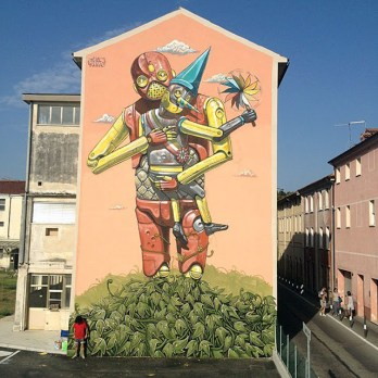 Pixel Pancho – Street art 8