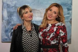 Michela Moschen e Iolanda Pomposelli