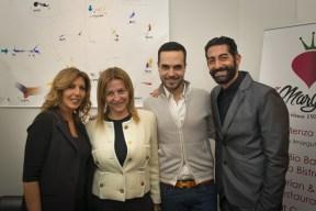 Tina Vannini, Grazia Pitorri, Edoardo Alaimo, Salvo Cagnazzo