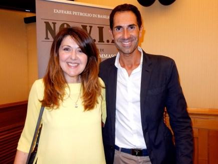 Emanuela Grimaldo e Giuseppe Di Tommaso