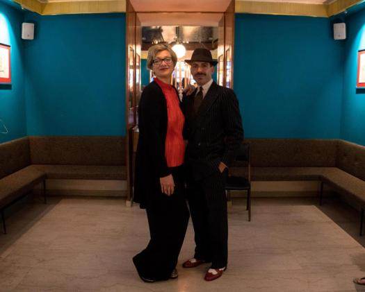 Gatsby in Rome (1)