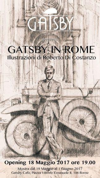 Roberto Di Costanzo - Gatsby in Rome (1)