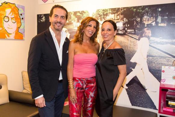 Antonio Falanga, Tina Vannini, Grazia Marino