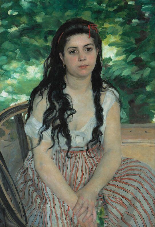 Pierre-Auguste Renoir - In Summer
