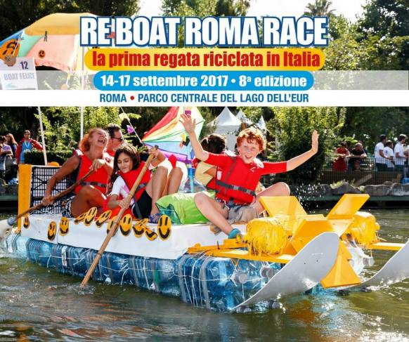 Re Boat Roma Race 1
