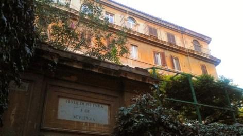 6.1 Studio Picasso in Via Margutta