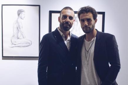 Roberto Di Costanzo e Marcello Maietta
