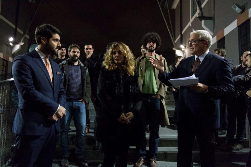 Mirabella, Roberta Cima, Guido Talarico