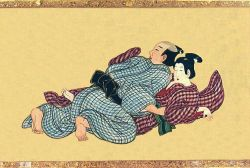 "Miyagawa Isshō_s ""Spring Pastimes"". Eros e sesso nell'arte"